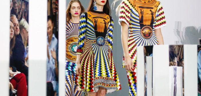 28 Spring/Summer 2017 trends – VOGUE France